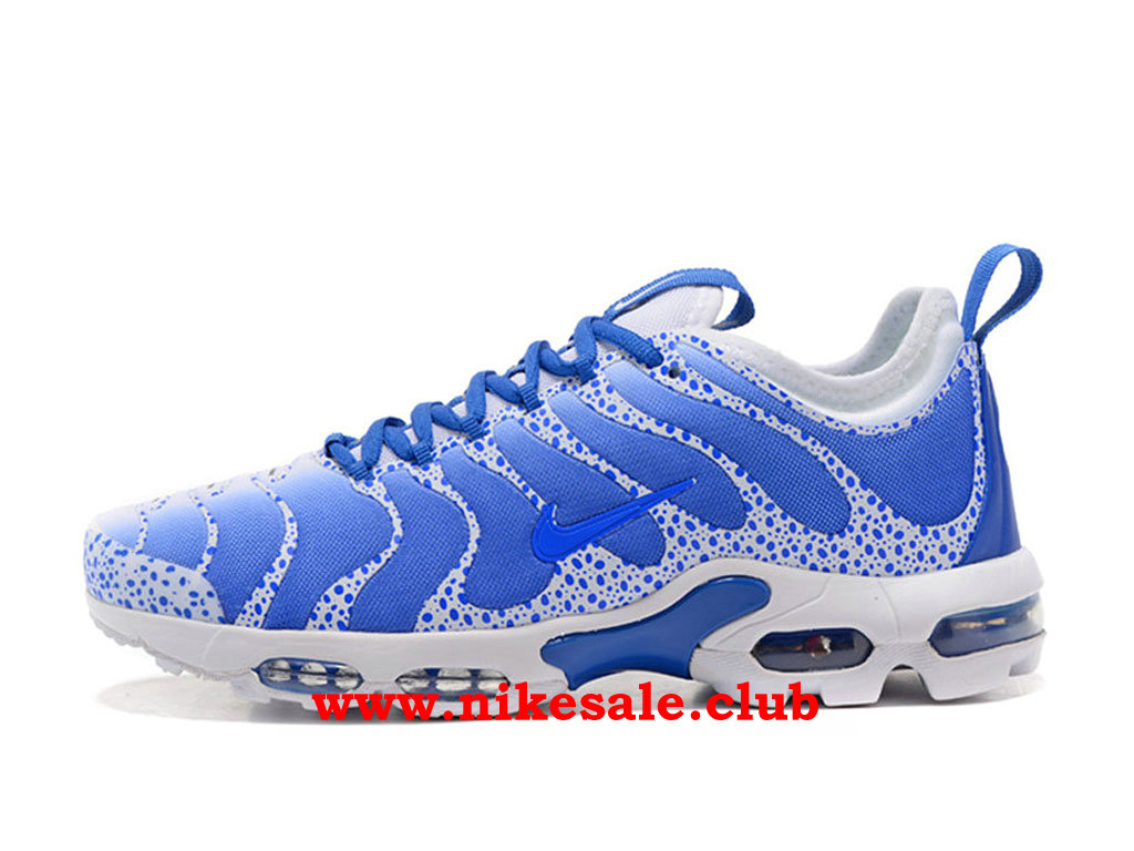 basket nike air max homme bleu