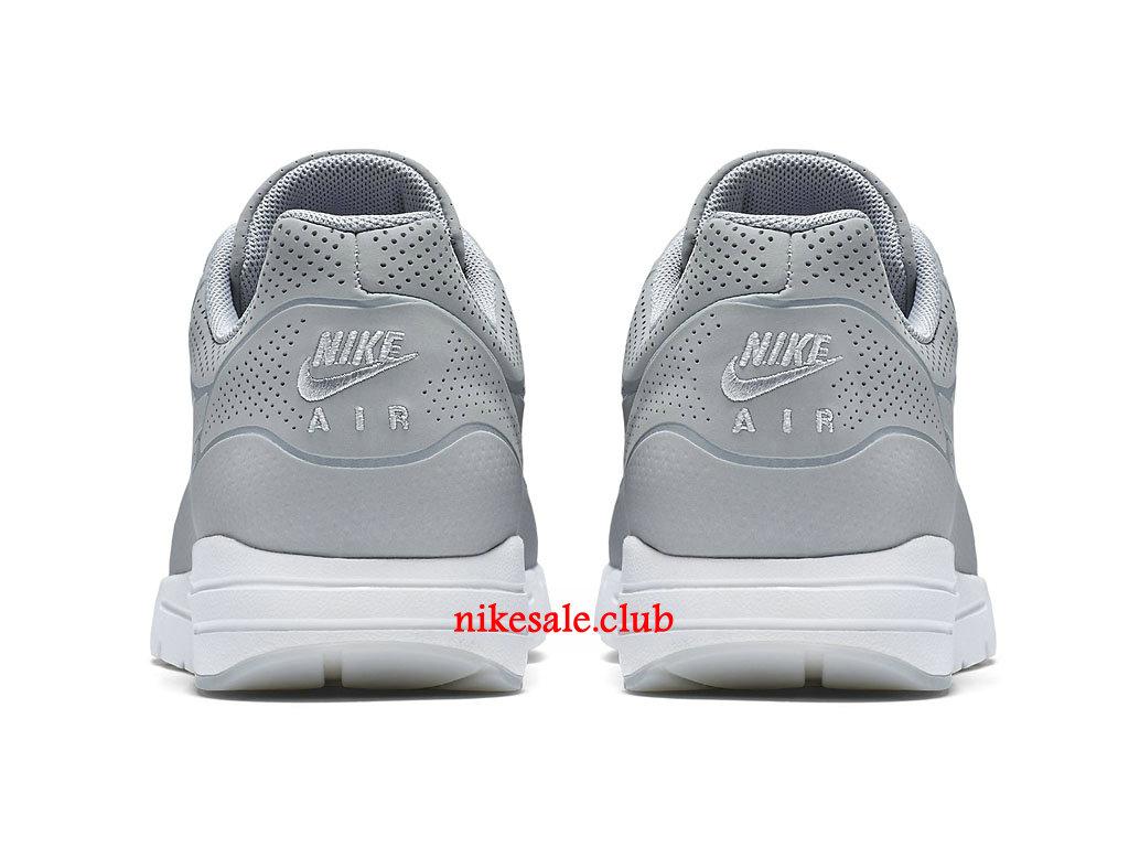 Chaussures De Running Nike Air Max 1 Ultra Moire Prix Pas Cher Pour Femme Gris 704995 002 Les Nike Magasins Discount D´usine,Nike BasketBall Pas