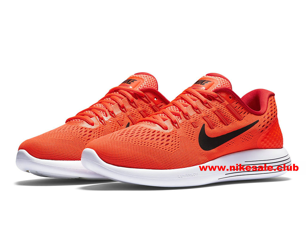 look out for promo code best sell Chaussures De Running Nike LunarGlide 8 Prix Homme Pas Cher Rouge ...