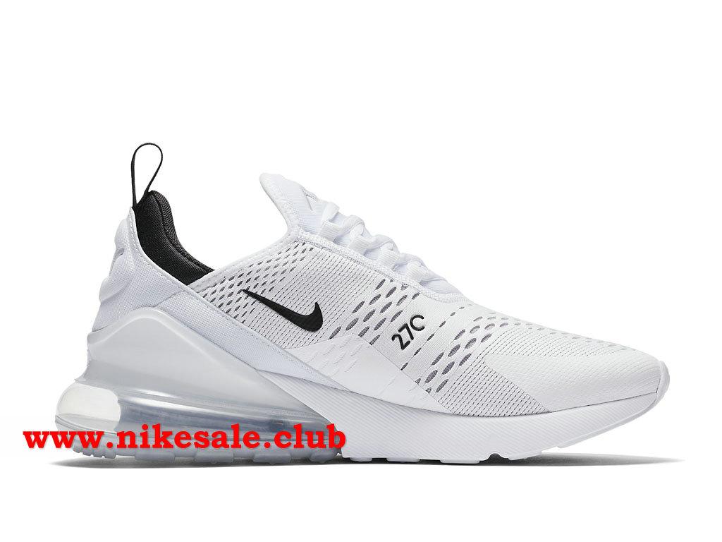 new concept eca98 132e0 ... Chaussures Homme Nike Air Max 270 Prix Pas Cher Blanc AH8050 100 ...