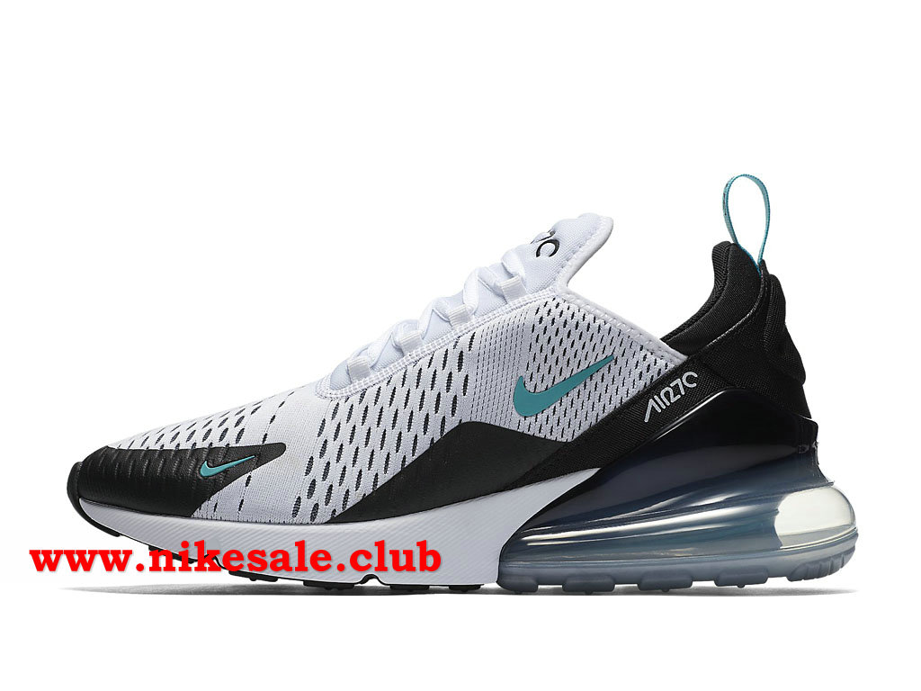 Chaussures Homme Nike Air Max 270 Prix Pas Cher Blanc/Noir/Bleu  AH8050_001-1803271467 - Les Nike Magasins Discount D´usine,Nike BasketBall  Pas Cher ...