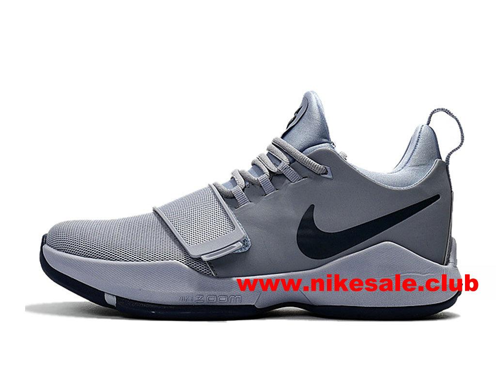 Chaussures Nike PG 1 Paul George Homme Prix Pas Cher Glacier Grey 878628 044 1705080990 Les Nike Magasins Discount D´usine,Nike BasketBall Pas Cher