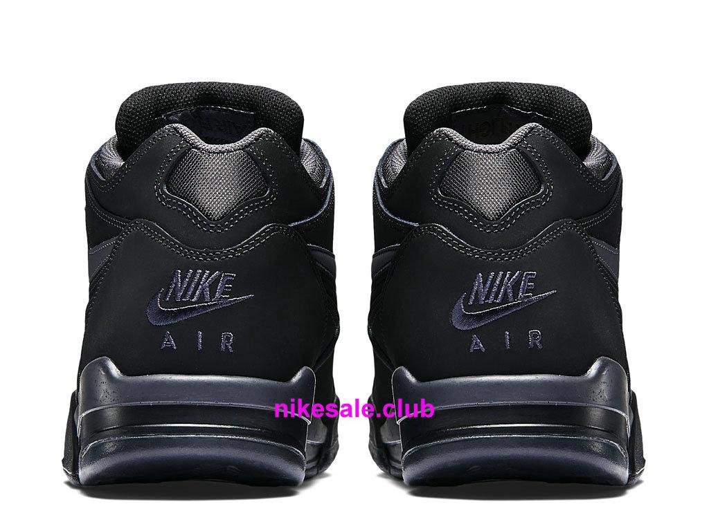 buy popular 72fb3 2b932 ... Nike Air Flight 89 Prix - Chaussures De Nike Sale BasketBall Pas Cher  Pour Homme Noir