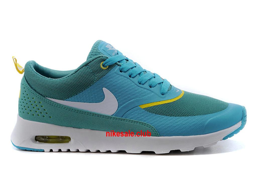 Nike Air Max Thea Chaussures De Running Pour Homme VertBlanc 599409 301 Les Nike Magasins Discount D´usine,Nike BasketBall Pas Cher Site Officiel,